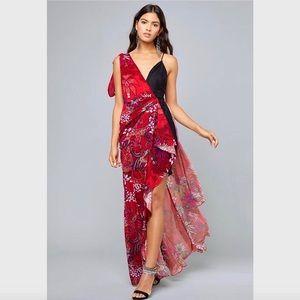 Bebe Dress. Color: Dragon Blossoms 1.